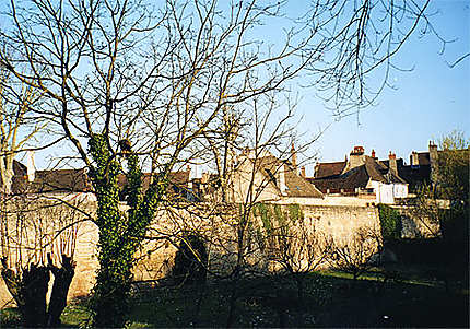 Murailles de Beaune