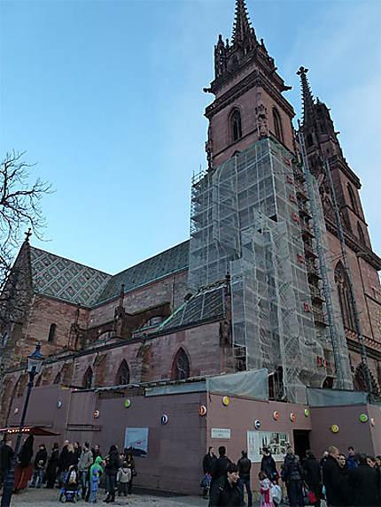 La cathédrale de Bâle