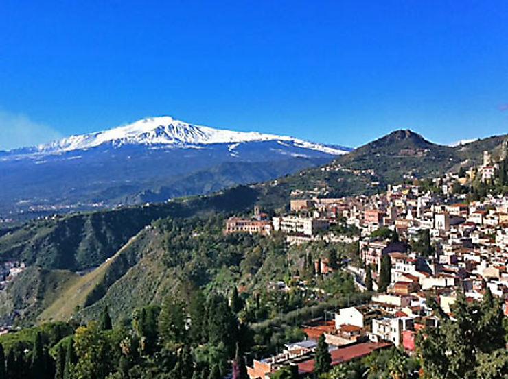 Taormina, le petit Saint-Trop' sicilien