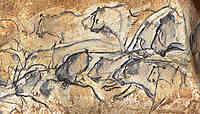 Ardèche : la Caverne du Pont-d'Arc, réplique de la grotte Chauvet