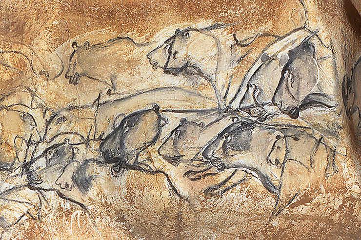 La grotte Chauvet 2 : sur les traces des premiers artistes de l'humanité