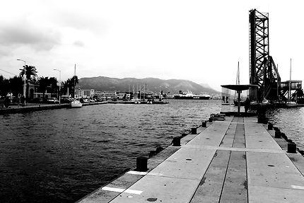 Port à Toulon