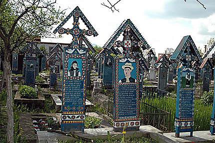 Joyeux cimetière