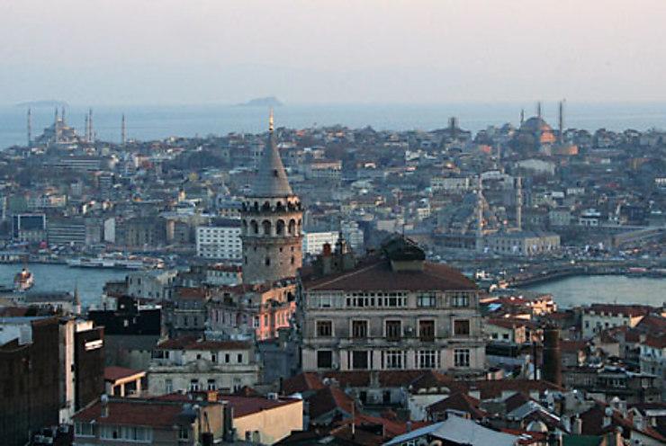 La nouvelle Istanbul
