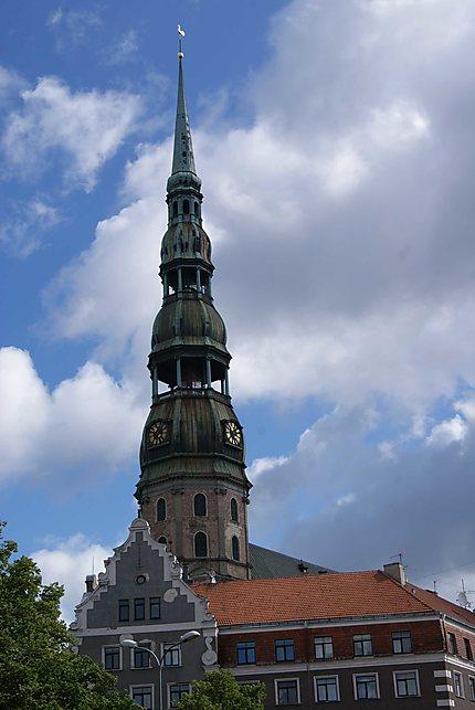 Riga : cathédrale