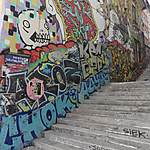 Art urbain à la Croix-Rousse