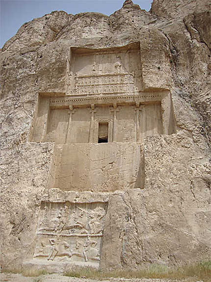 Tombe de Darius Ier