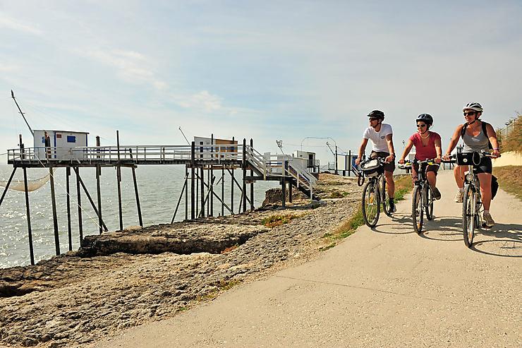 La Vélodyssée : 1 200 km de Roscoff à Hendaye