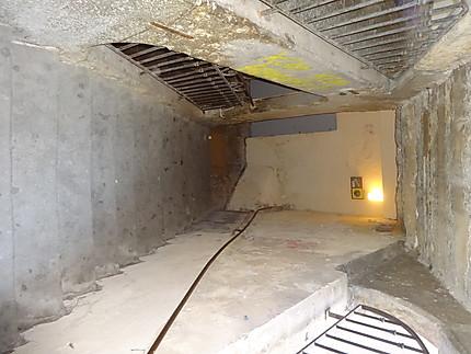 Escalier du Cour des Voraces