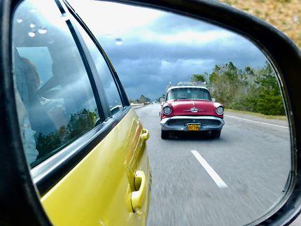 La route dans le rétro, Cuba