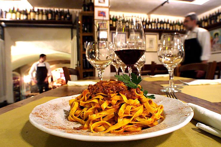 Bologne, capitale gastronomique