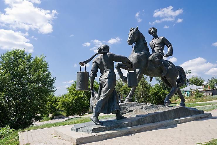 Vyoshenskaya stanitsa