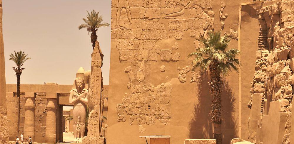 Egypte, de Louxor à Assouan par ses temples