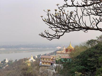 Point de vue en Birmanie