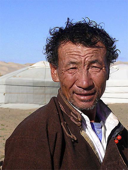 Le chevrier mongol