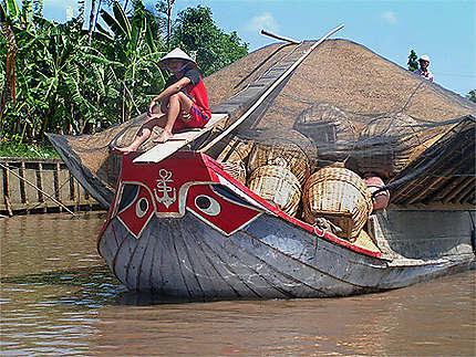 Du riz, encore du riz, toujours du riz!