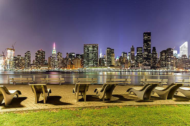Quels sont tes trois coups de cœur à New York ?