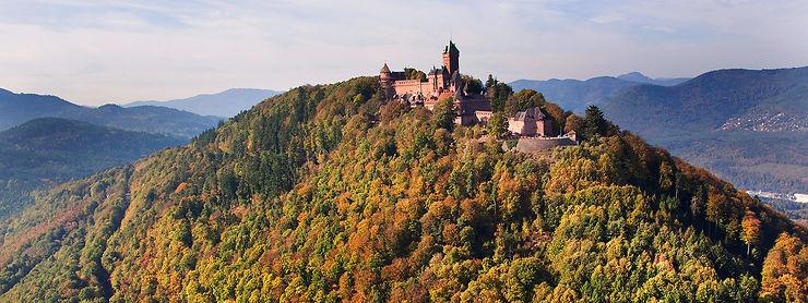 Alsace médiévale: des châteaux à découvrir en famille