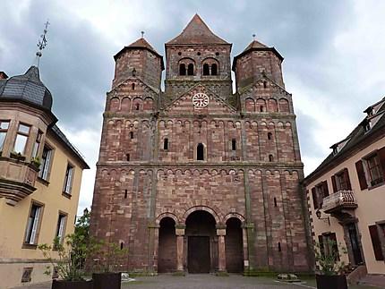 Abbaye de Marmoutier XIIème siècle