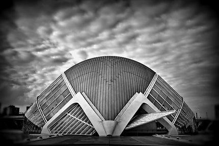 Cité des arts de la science, Valence