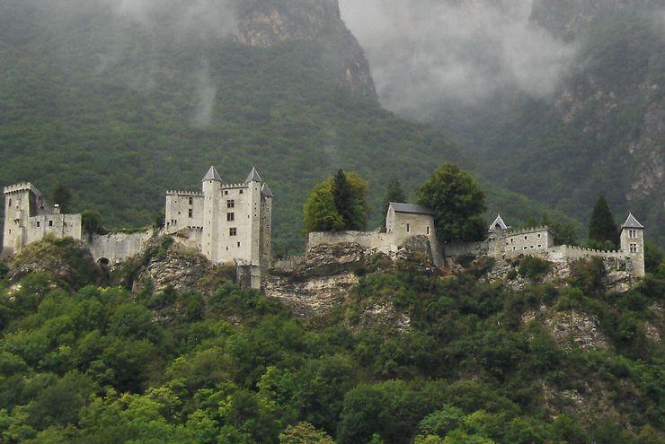 Château de Miolans, Savoie