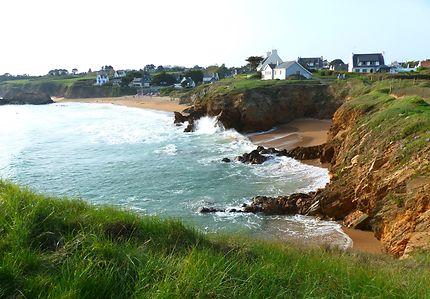 Côte émeraude, Finistère