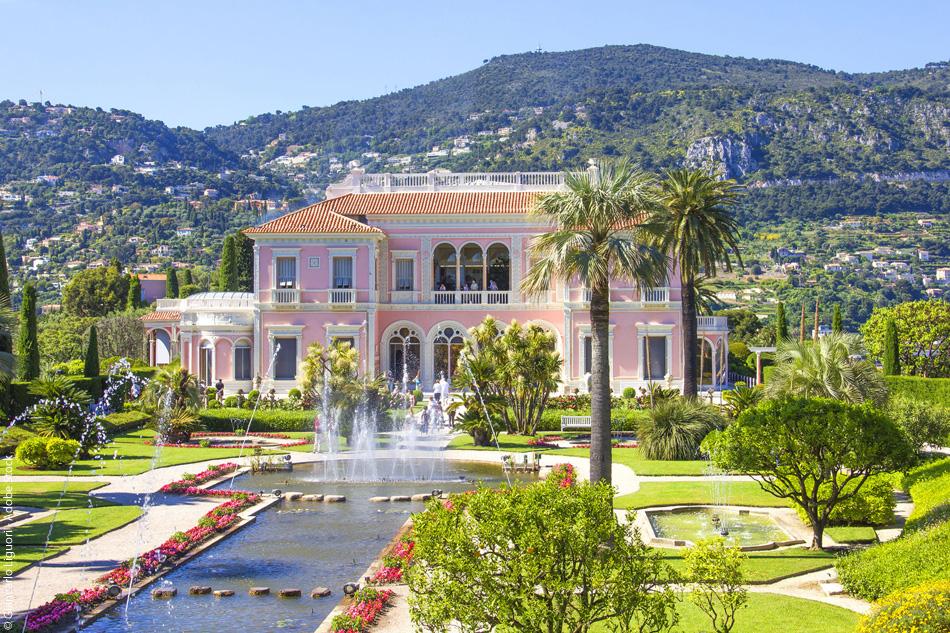 Les plus beaux jardins de france for Jardins de france a visiter