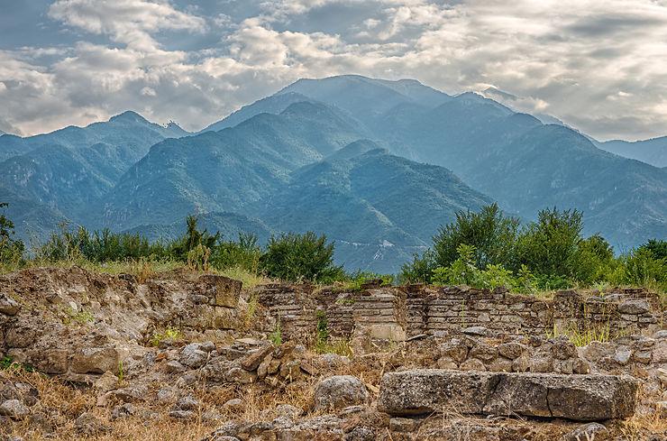 Randonnées au mont Olympe
