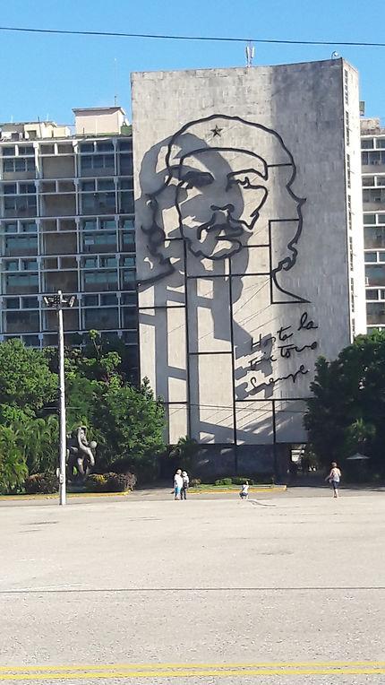 Le Che à La Havane