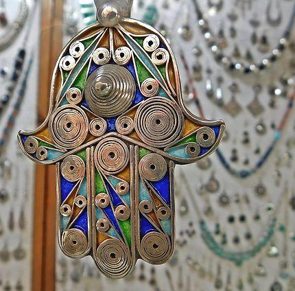 Essaouira - Une main de Fatima