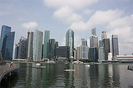 Baie de Singapour