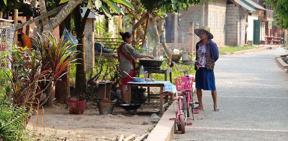 Expérience séjour d'une semaine à Luang Prabang