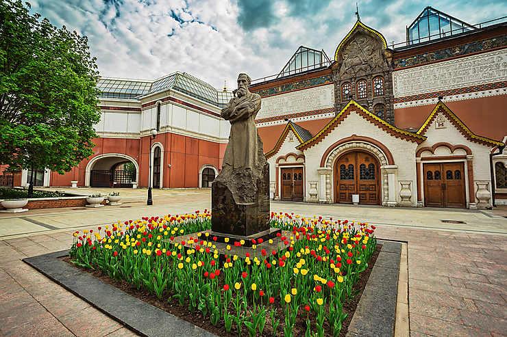 Visiter les galeries Tretiakov et le musée Pouchkine