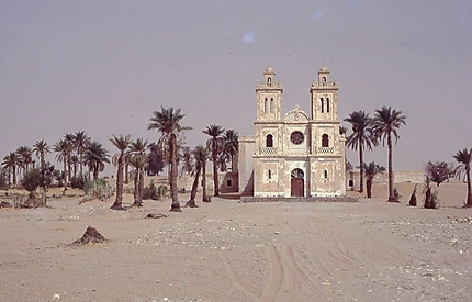 El Goléa église abandonnée
