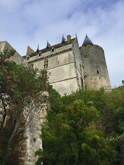 Le magnifique Château de Châteaudun