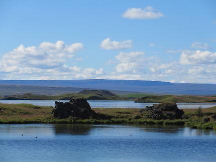 Lac Myvatn