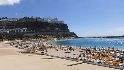 Playa amadore