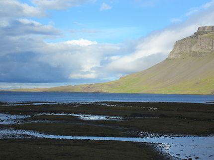 Sur la route d'Islande...