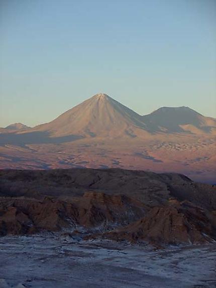 Volcan Licancabur