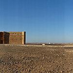 Un château dans le désert