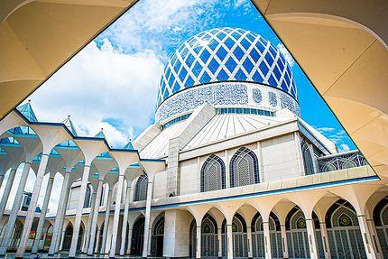 Mosquée Bleue Selangor