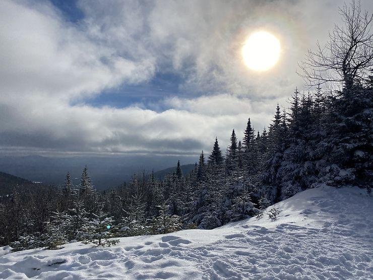 Parc national du Mont-Megantic, Québec