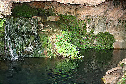 Fontaine d'Apollon à Cyrène