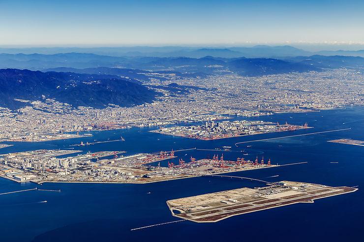 Très lourd bilan du typhon Jebi — Japon