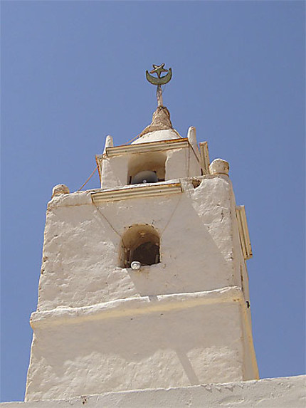 Mosquée de Chenini