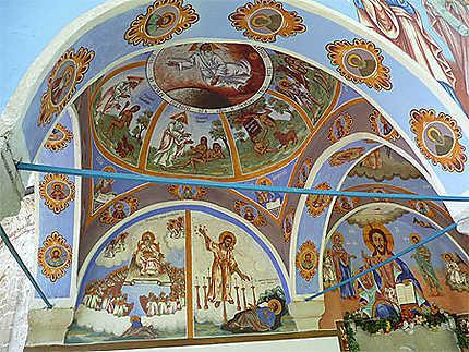 Monastère de Sokolski