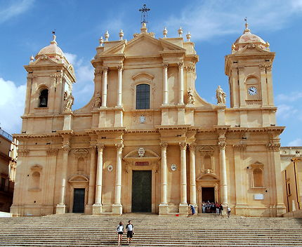 Cathédrale de Noto en Sicile