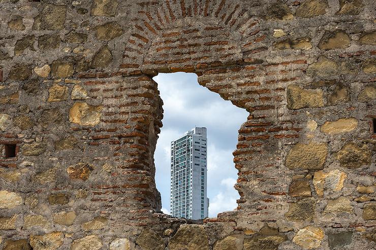 Choc de civilisation, Panama City