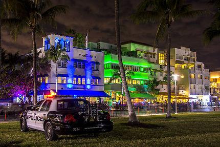 Surveillance à Miami