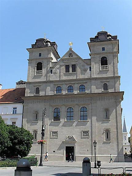 Univerzitny kostol sv. Trojice